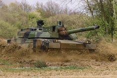 Ffa, Heavy Machine Gun, Muzzle Velocity, Power Unit, French Army, Battle Tank, France, European Countries, United Arab Emirates