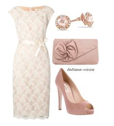 dusty rose wedding rehearsal outfit