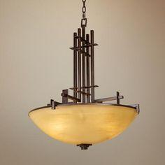 Metro Collection Four Light Pendant Chandelier - $299