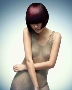 Hairdressers Journal - British Hairdressing Newcomer of the Year Award Winner 2010 - Seung Ki Baek