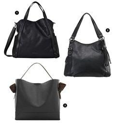 3 sacs noirs élégants et chics >> http://www.taaora.fr/blog/post/sac-a-main-souple-noir-imitation-cuir-style-elegant-chic