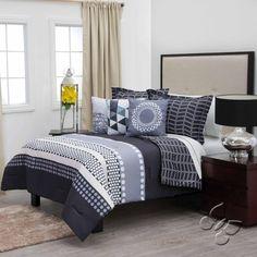 Berlin Comforter Set (Queen Size)