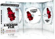 A Serbian Film A Serbian Film, Edition Collector, Blu Ray, Horror, Geek Stuff, Fun, Movies, Geek Things, Films