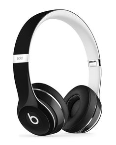 Beats By Dre Black Solo 2 Luxe Edition Headphones