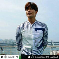 42 個讚,1 則留言 - Instagram 上的 Debbie Moh(@debbie_moh):「 #Repost @sunghoon1983_support ・・・ #SUNGHOON today with #Japanese fans from #Fanmeeting SUNG HOON… 」