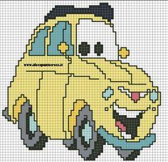 SCHEMI CARS E PLANES - IDEE A PUNTO CROCE