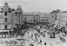 Twentieth century photographs of Cork city Cork City, Cork Ireland, Little Island, Old Photos, The Twenties, Past, Photographs, To Go, Street View