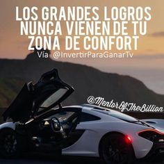 Mentor of the billion.  Frases. Motivacionales.  Mujer.  Confort. Logros.