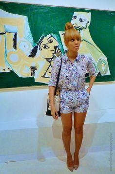 Stylish Starlets: Street Style: Beyoncé