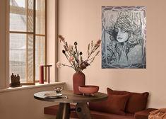 Maleri på veggen 3 Modusa Gallery Wall, Frame, Home Decor, Kunst, Picture Frame, Decoration Home, Room Decor, Frames, Home Interior Design