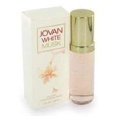 JOVAN WHITE MUSK by Jovan - Cologne Spray .875 oz - Women. My fave since high school!