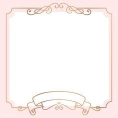 Golden vintage ornament frame vector | free image by rawpixel.com / filmful Framed Wallpaper, Apple Wallpaper, Frame Background, Background Patterns, Scrapbook, Instagram Feed Theme Layout, Ramadan Images, Eid Mubarak Greeting Cards, Violet Evergarden Anime