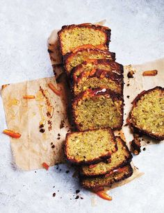 Cardamom, pistachio and marmalade drizzle loaf. This is a great cake to bake this weekend - it serves 10-12 people so you can share it out or keep it too keep you going through the week!