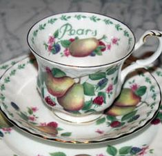 Royal Albert - Pears  1994 to 2004