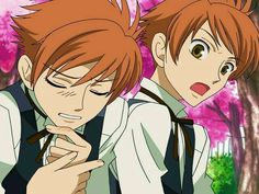 Oh. Poor Kaoru... Ahh the twincest. I love it dearly.