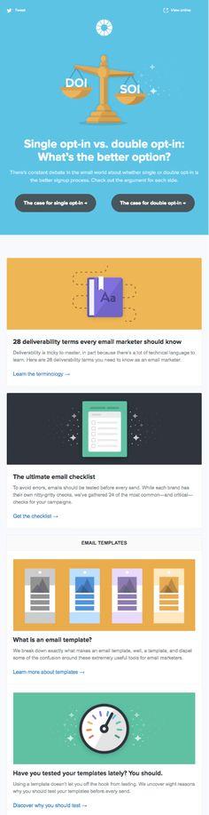 226 Best Newsletter Design Ideas images in 2019 | Newsletter ...