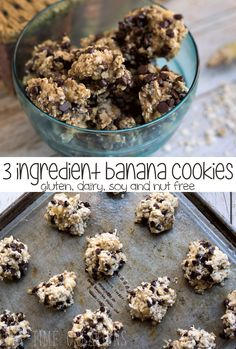 3 ingredient banana cookies allergy-compatible-recipe-from-Nap-Time-Creations