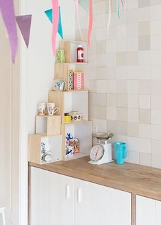 DIY storage inspiration