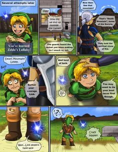 Legend of Zelda fan fic pg48 by ~girldirtbiker on deviantART