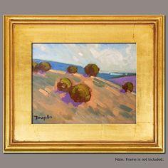 Jose Trujillo California Impressionism Plein Air Landscape Oil Painting 121   eBay