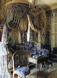 lillian williams (image from world of interiors magazine, april 1994)