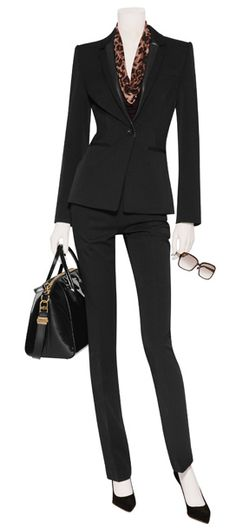 "POWER SUIT!   Steffen Schraut Classic Blazer and Pant, ""sometimes a lady likes to keep her blazer on"" bedroom tips from liz lemon, 30 Rock"