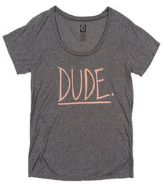 Billabong - Duuude T Shirt