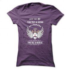 youre a nurse - #black shirts #men hoodies. I WANT THIS => https://www.sunfrog.com/Funny/youre-a-nurse-Purple-40545030-Guys.html?60505