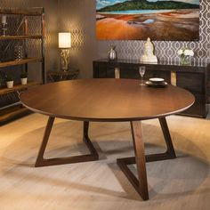 22 best large round dining table images large round dining table rh pinterest com
