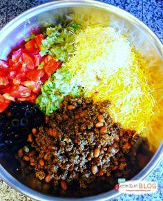 Game Day Taco Salad