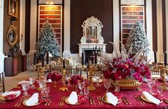 Carolyne Roehm's Secrets to Holiday Entertaining | Architectural Digest