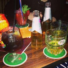 Frisdrank bij Fred & Douwe