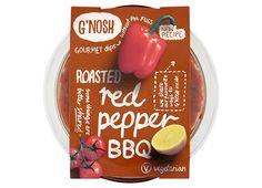 G'nosh - Gourmet dips, Packaging