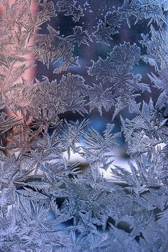 Frost Patterns on Window 6 by Victor Kovchin.Belongs to the Gallery Russian Artists New Wave.Beautiful natural patterns of frost on the glass window with cold tones and tint of pink. Art Prints For Home, Patterns In Nature, Frost, City Photo, Most Beautiful, Waves, Windows, Artists, Gallery