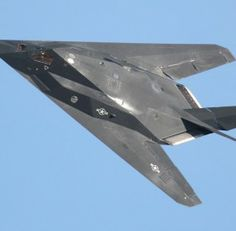 F 117 Stealth Fighter