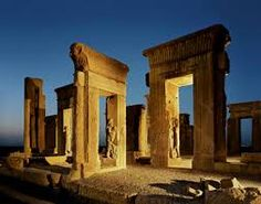 Under the leadership of Cyrus the Great, Persia ruled the world's first true empire, centered in Iran and stretching from Europe to Egypt to India. Ancient Ruins, Ancient Art, Ancient History, Medan, Norfolk, Cyrus The Great, Shiraz Iran, Abandoned Cities, Achaemenid