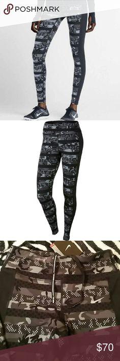 Nike Legging Nike Epic Lux Tight Legging Clash Camo.     ***( Excluded bundles ).*** Nike Pants Leggings