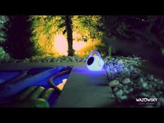 WAZOWSKY LIGHT SPEAKER - YouTube