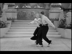 """I'm Too Hot To Handle"". favorite dance scene of fred and ginger's."