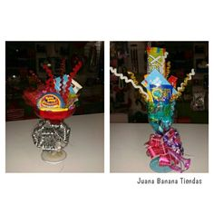 Detalles... ancheta de dulces en Juana Banana www.juanabanana.co