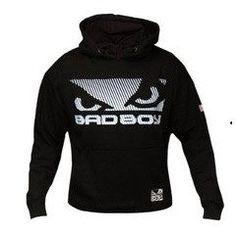 Bad Boy Men's 'Elite' Hoodie - Black - X-Large