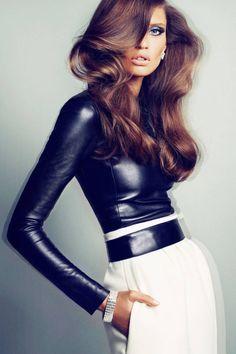 Love the hair!  Everything! ;)