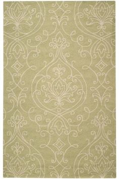 Kenilworth Indoor/Outdoor Hooked Area Rug  A Transitional Design Area Rug That Will Look Great Indoors and Out