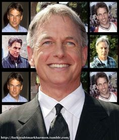 Mark Harmon....one day, i WILL meet you <3