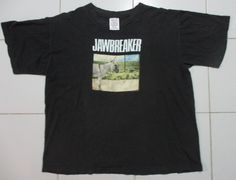 vintage 90s jawbreaker t-shirt mens size XL emo rock punk tour dear you very rare!! by OHCHYVINTAGE on Etsy