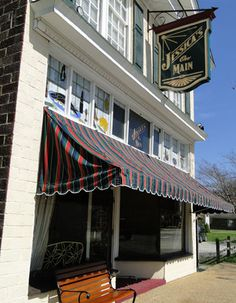 Jessica's On Main opened its doors on March 23 of this year. We're a cozy, Main Street restaurant with a beautiful wood-paneled interior, and a casual dining environment.