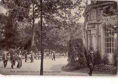 Brunnenpavillon 1910