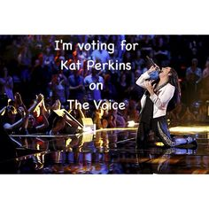 """Kat Perkins The Voice """"Chandelier"""" Video 5/12/14 #TheVoice ..."""