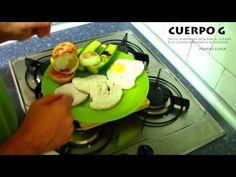 ¿No tienes tiempo para ponerte a cocinar? - Paleoexprés: sano y en 5 minutos - YouTube Dieta Paleo, Avocado Egg, Sushi, Breakfast, Ethnic Recipes, Youtube, Food, Healthy Recipes, Cook
