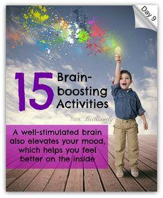 Day 9 - 15 Brain Boosting Activities